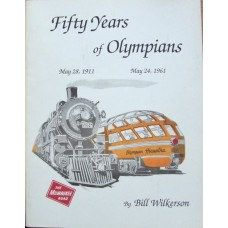 Fifty Years of Olympians 1911-1961 (Wilkerson)