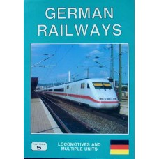 German Railways. Locomotives And Multiple Units (Garvin)