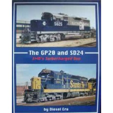 The GP20 and SD24. EMD's Turbocharged Duo (Diesel Era)