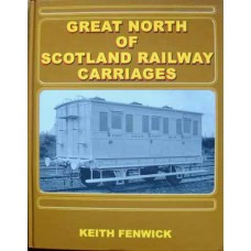Great North Of Scotland Railway Carriages (Fenwick)