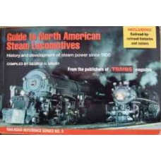 Guide to North American Steam Locomotives 1993  (Drury)