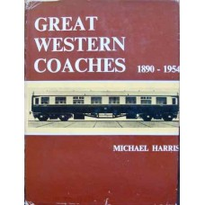 Great Western Coaches 1890-1954 (Harris)