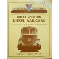 Great Western Diesel Railcars including supplement (Russell)