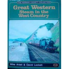 Great Western Steam in the West Country (Arlett)