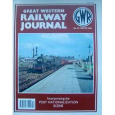 Great Western Railway Journal No. 57 Winter 2006 (Wild Swan)