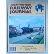 Great Western Railway Journal No. 58 Spring 2006 (Wild Swan)