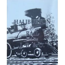 Haliburton by Rail and the IB&O (Wilkins)