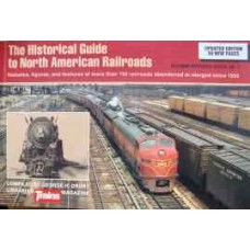 The Historical Guide to North American Railroads 1991 (Drury)