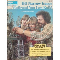 HO Narrow Gauge Railroad You Can Build (Furlow)