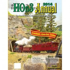 HOn3 Annual 2014. The How-To Guide For HO Narrow Gauge Railroading