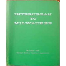 Interurban To Milwaukee (CERA)