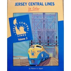 Jersey Central Lines In Color Volume 3 (Appel)