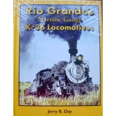 Rio Grande's Narrow Gauge K-36 Locomotives (Day)