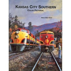 Kansas City Southern Color Pictorial (Goen)