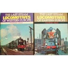 The Last Steam Locomotives Of Western Europe/Eastern Europe (Ransome-Wallis)