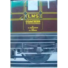 LMS Coaches. An Illustrated History (Jenkinson)