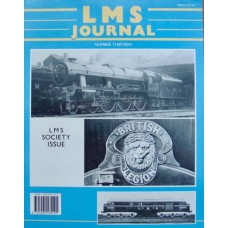 LMS Journal. Number Thirteen  (Essery)