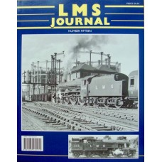 LMS Journal. Number Fifteen  (Essery)