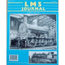 LMS Journal. Number Twenty-One (Essery)