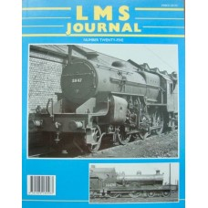 LMS Journal. Number Twenty-Five  (Essery)
