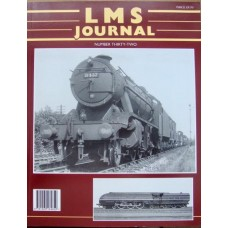LMS Journal Number Thirty-Two (Essery)