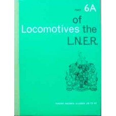 Locomotives of the LNER Part 6A Tender Engines Classes J38 to K5