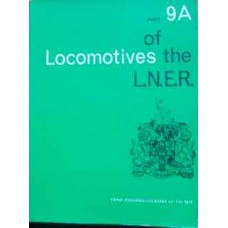 Locomotives of the LNER Part 9A. Tank Engines Classes L1 to N19