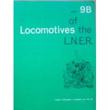 Locomotives of the LNER Part 9B. Tank Engines Classes Q1 to Z5