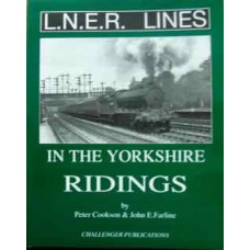LNER Lines In The Yorkshire Ridings (Cookson)