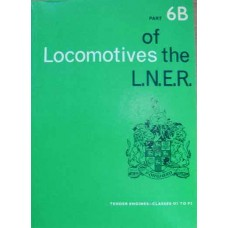 Locomotives of the LNER Part 6B Tender Engines Classes O1 to P2