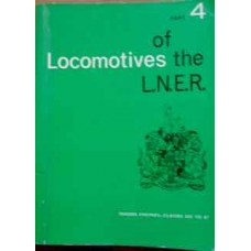 Locomotives of the LNER Part 4. Tender Engines-Classes D25 to E7