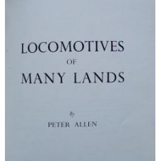 Locomotives Of Many Lands (Allen)