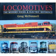 Locomotives. The Modern Diesel & Electric Reference (McDonnell) sb