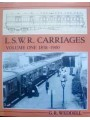 LSWR Carriages Volume One 1838-1900 (Weddell)