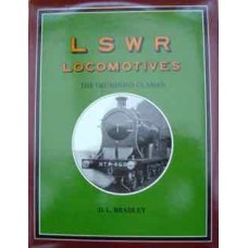 An Illustrated History of L&SWR Locomotives. The Drummond Classes (Bradley)