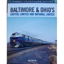 Baltimore & Ohio's Capitol Limited and National Limited (Welsh)