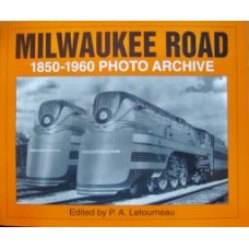 Milwaukee Road 1850-1960 Photo Archive (Letourneau)