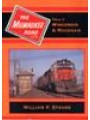 The Milwaukee Road In Color Volume 3: Wisconsin & Michigan (Stauss)