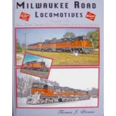 Milwaukee Road Locomotives Volume Two: EMD First Generation Switchers & Road Switchers (Strauss)