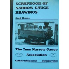 Scrapbook Of Narrow Gauge Drawings Number Three (Thorne)