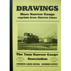 Drawings. More Narrow Gauge reprints from Narrow Lines Number Seven