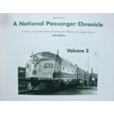 A National Passenger Chronicle Volume 2 (Wilson)