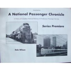 A National Passenger Chronicle: Series Premiere (Wilson)