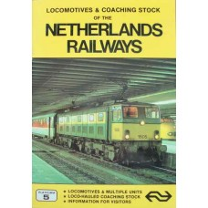 Locomotives & Coaching Stock Of The Netherlands Railways (Lacy)