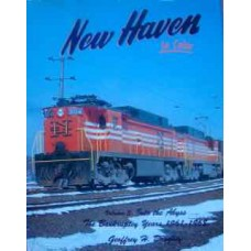 New Haven In Color Volume 3: Into the Abyss. The Bankruptcy Years 1961-1968 (Doughty)