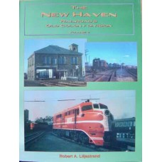 The New Haven Railroad's Old Colony Division Volume 2 (Liljestrand)