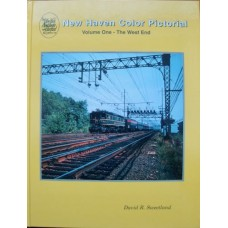 New Haven Color Pictorial Volume One: The West End (Sweetland)