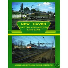 New Haven Electric Locomotives and MU Cars (Liljestrand)
