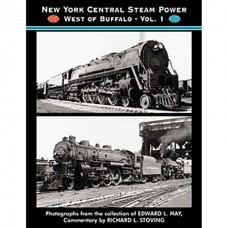 New York Central Steam Power West of Buffalo, Vol. 1 (Stoving)