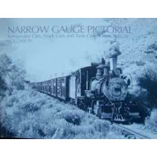 Narrow Gauge Pictorial Refrigerator Cars, Stock Cars and Tank Cars of the D&RGW (Grandt)